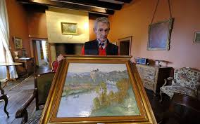 chambre commissaire priseur le périgord peint de lucien de maleville aux enchères sud ouest fr