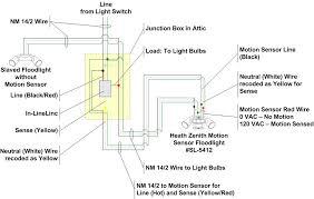 motion sensor light switch wiring diagram kwikpik me