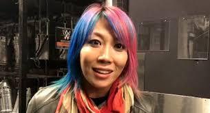 asuka hair big asuka segment reportedly scrapped from ric flair