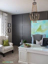 Home Interior Design Within Budget by Home Office Decorating Ideas On A Budget Remodelaholic Makeover