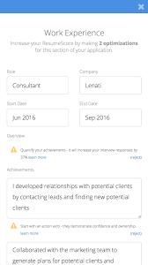 Machine Learning Resume Uber Instagram Fitbit Investors Put 2 4m Behind Job Interview