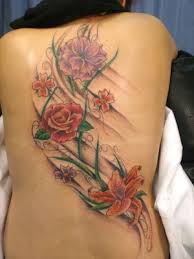 amazing tattoo 2010 best flower tattoo designs the lily tattoo