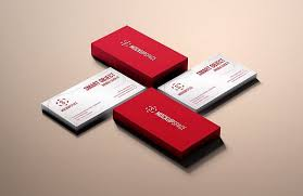 Business Cards Front And Back 70 Corporate U0026 Creative Business Card Mockups Design Shack