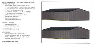 post frame building 30x40x12 d yoder construction