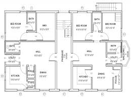 architectural house design and floor plan the most impressive home