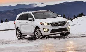 2016 kia sorento first drive u2013 review u2013 car and driver