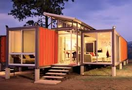 Build this beautiful shipping container house for only 40K  Grist