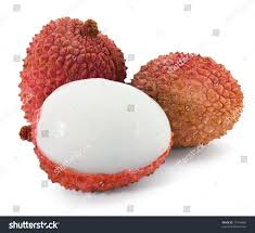lychee fruit candy fresh lechee on white stock photo 71514856 shutterstock