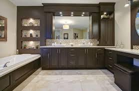 vanité chambre de bain salle de bain contemporaine idées de décoration capreol us