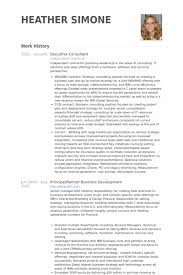 C Level Executive Resume Samples by Executive Consultant Resume Samples Visualcv Resume Samples Database