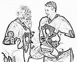 pittsburgh penguins coloring pages 100 images vancouver