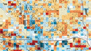 Map Of Greater Los Angeles Area by How Do You Map The Character Of A City A New Tool Offers Solutions