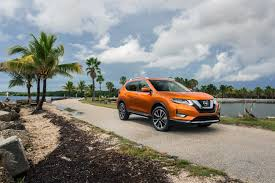 Nissan Rogue Off Road - nissan reveals the 2017 rogue model