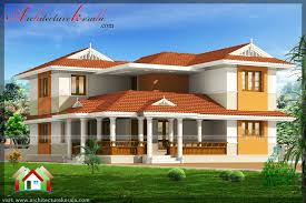 2000 square feet house plan and elevation architecture kerala