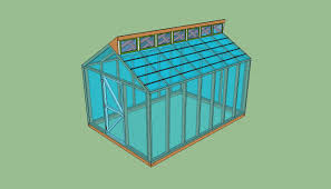 shed greenhouse plans free greenhouse plans howtospecialist how to build step by
