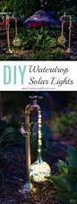 Round Solar Lights by Best 25 Solar Lights Ideas On Pinterest Outdoor Deck Decorating
