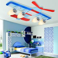 Kid Light Fixtures Statuette Of Modern Attractive Airplane Light Fixture Concept For