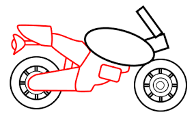 free printable motorcycle coloring pages for kids clip art library