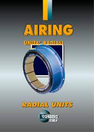 airing airing radial units coremo ocmea pdf catalogue technical