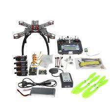 Diy Drone Full Kit Diy Gps Drone Rc Fiberglass Frame Multicopter Fpv Apm2 8