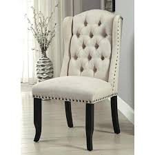 Brookline Tufted Dining Chair Tufted Dining Chairs Dining Chairs Royal Tufted Dining Chair White