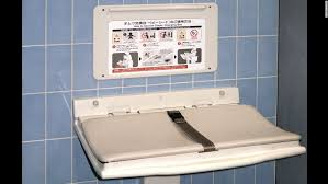 Diapers Changing Table Changing Stations Coming To More S Restrooms Cnn