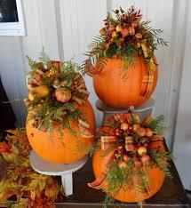 pumpkins and flowers halloween pinterest flowers