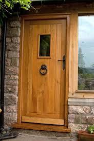 Back Exterior Doors Back Door Designs Design Ideas