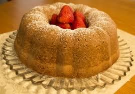 gluten free vanilla pound cake u2013yum