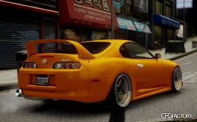 tuned supra toyota supra tuning download cfgfactory