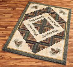 Patchwork Area Rug Pinecone Patchwork Area Rug Collection Wings