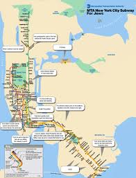 Subway Map by Subway Map For White People U2013 Heeb