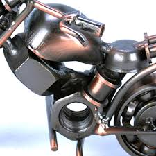 vantage handmade iron motorcycle model metal motor ornaments