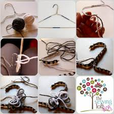 kiss how to hangers macrame style the sewing loft tj tells me that covering these hangers