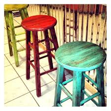 bar stools how to build an outdoor wooden bar patio stools plans