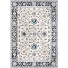 Cream And Black Rugs Home Dynamix Oxford Collection Transitional Cream Grey Area Rug 5