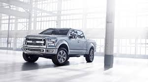 Ford F150 Truck Ramps - detroit auto show ford answers new gm trucks with atlas concept