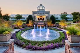 Ginter Park Botanical Gardens Lewis Ginter Botanical Named One Of 10 Best S Gardens In Us