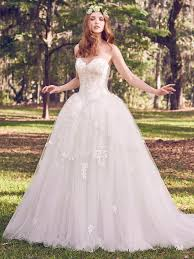 wedding dres benton wedding dress maggie sottero