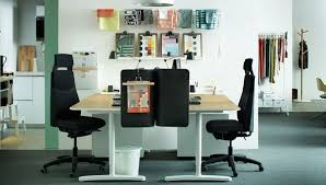 Ikea Sit Stand Desk Bekant Standing Desk By Ikea Ergonomic Office Furniture Design Ideas
