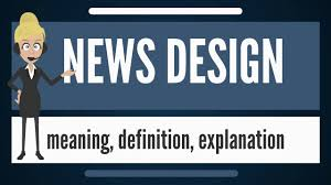 design definition in advertising what is news design what does news design mean news design meaning