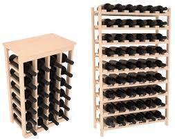 pine wine racks u2013 whereibuyit com