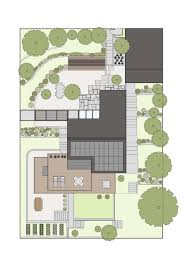 house site plan luxury potrero house design by cary bernstein architecture