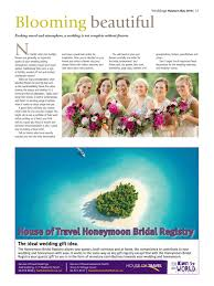 travel registry wedding hawkes bay today weddings guide 2016 by nzme issuu