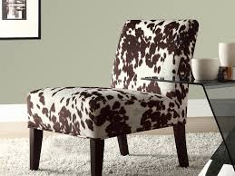 Leopard Print Accent Chair Furniture Glamorous Animal Print Accent Chairs Collection Zebra