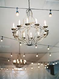 Wedding Chandeliers Stunning Wedding Chandelier Ideas