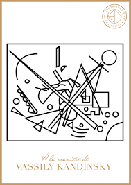 coloring download kandinsky coloring page kandinsky coloring page