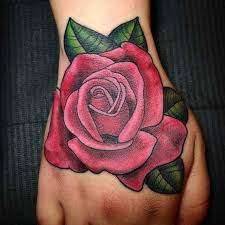 the 25 best rose tattoo on hand ideas on pinterest rose hand