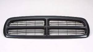 dodge dakota black grill amazon com 97 04 dodge dakota durango front grille car