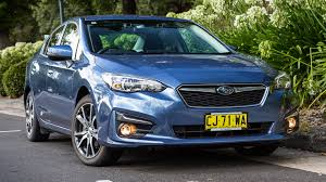 raised subaru impreza 2017 subaru impreza review caradvice